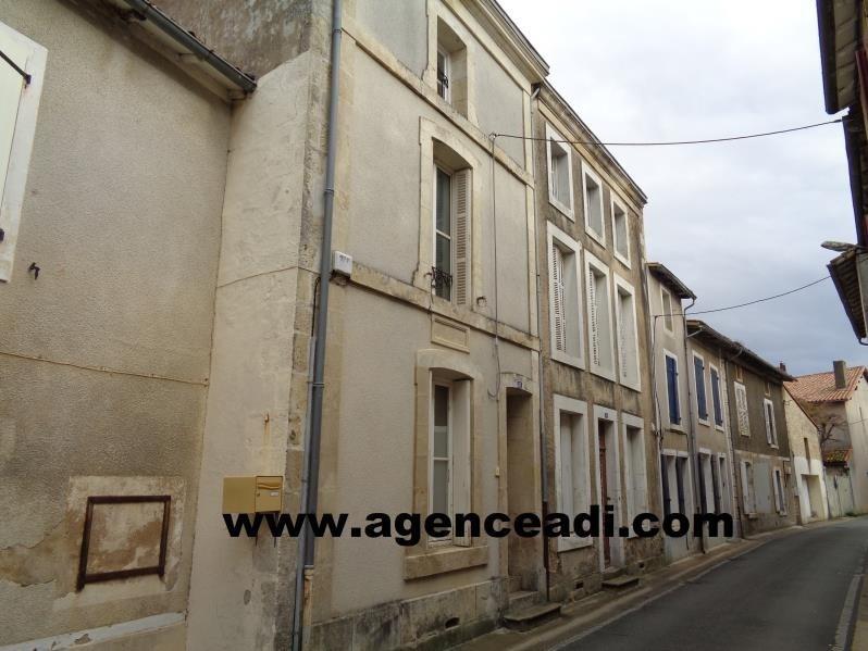 Vente maison / villa La mothe st heray 92000€ - Photo 1