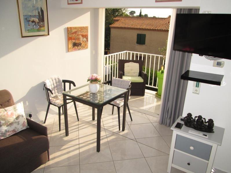 Vente appartement Balaruc les bains 126500€ - Photo 1