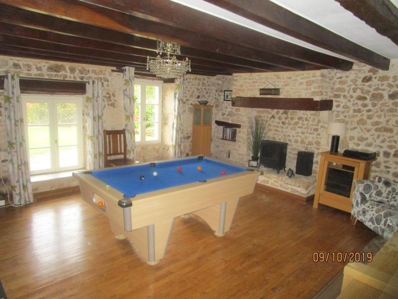 Vente maison / villa Pamproux 270400€ - Photo 3