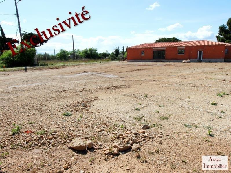 Sale site Salses le chateau 94500€ - Picture 1
