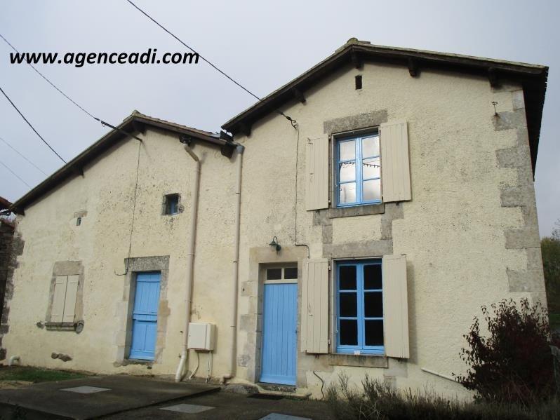 Vente maison / villa Clave 50000€ - Photo 1