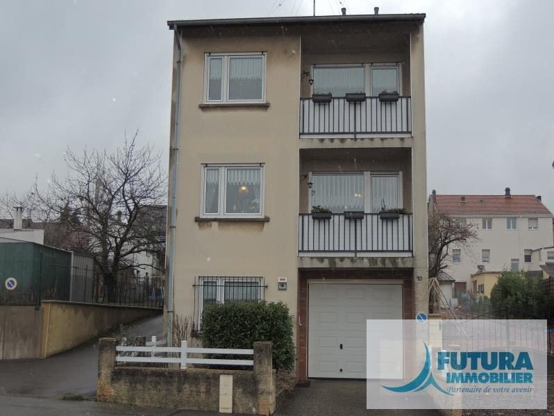 Sale house / villa Freyming merlebach 158 000€ - Picture 1