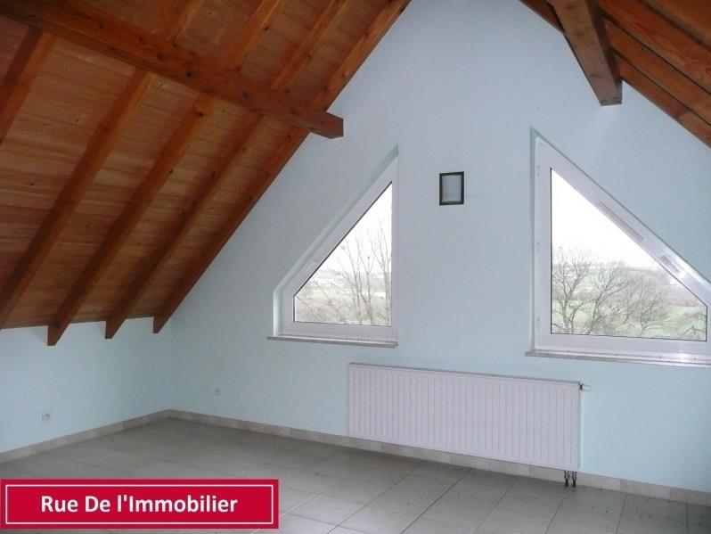 Vente appartement Soultz sous foret 131650€ - Photo 2