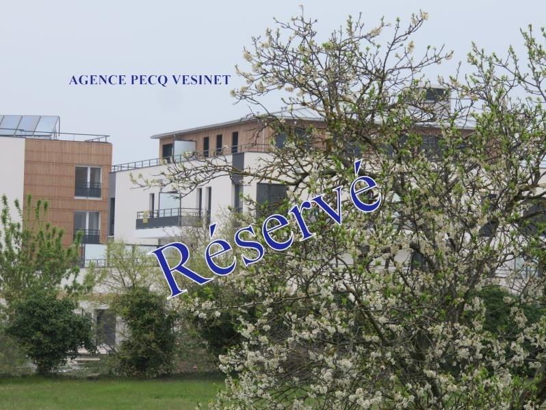 Location appartement Croissy sur seine 925€ CC - Photo 1