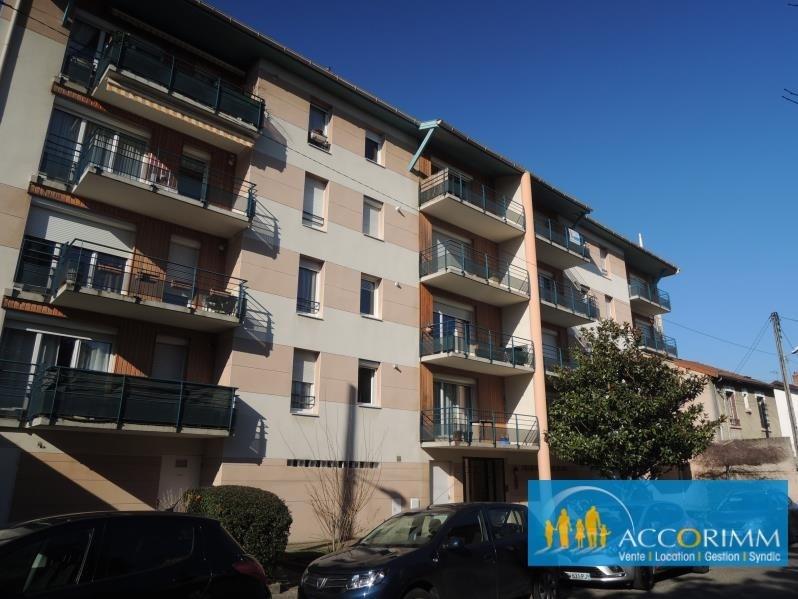 Vente appartement St fons 157000€ - Photo 3