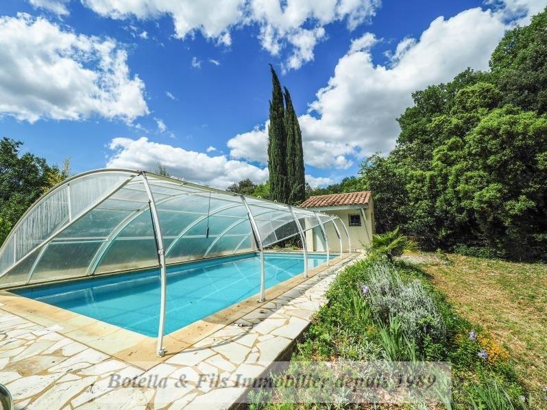Vente maison / villa Uzes 349000€ - Photo 2