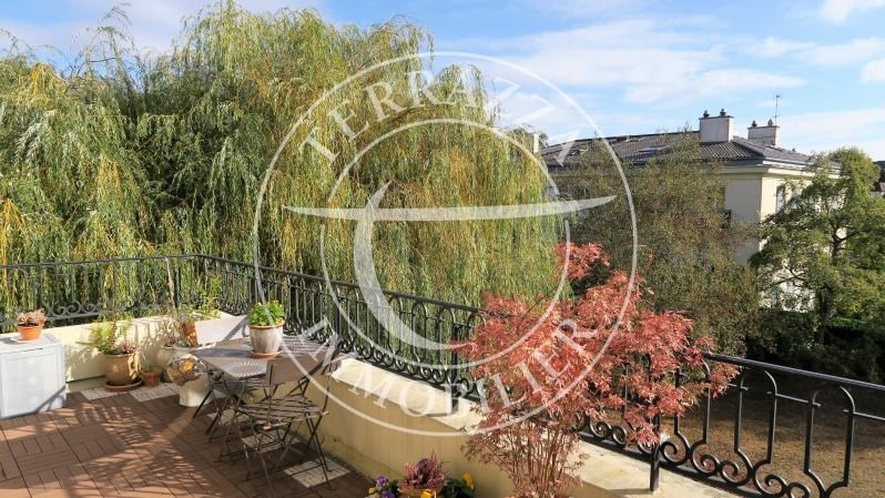 Sale apartment Bailly 537 000€ - Picture 1
