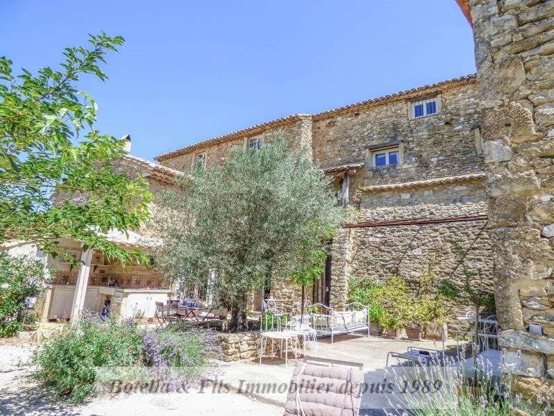 Vente de prestige maison / villa Uzes 695000€ - Photo 12