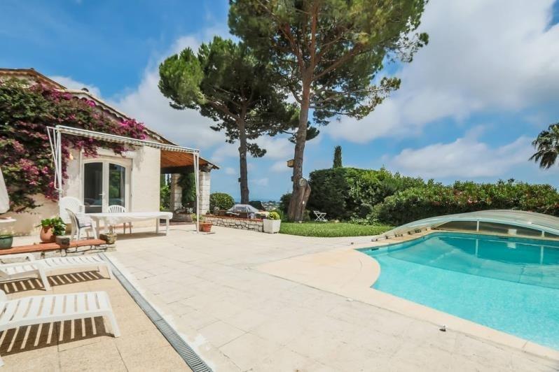 Immobile residenziali di prestigio casa Vallauris 1120000€ - Fotografia 4