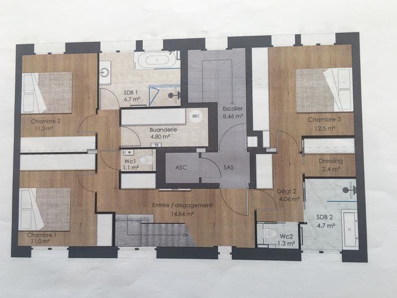 Vente de prestige appartement Boulogne billancourt 1990000€ - Photo 3