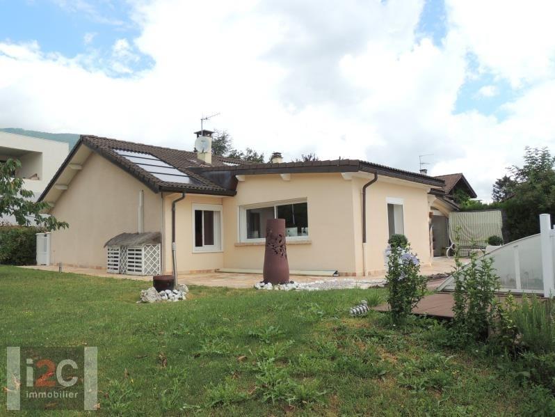 Venta  casa Thoiry 650000€ - Fotografía 1