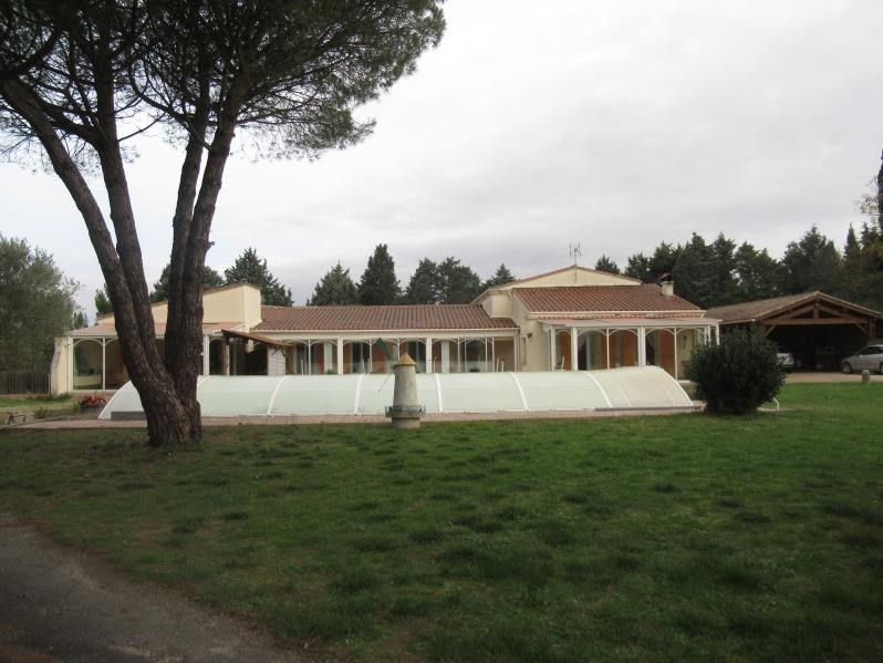 Vente maison / villa Carcassonne 421 000€ - Photo 1