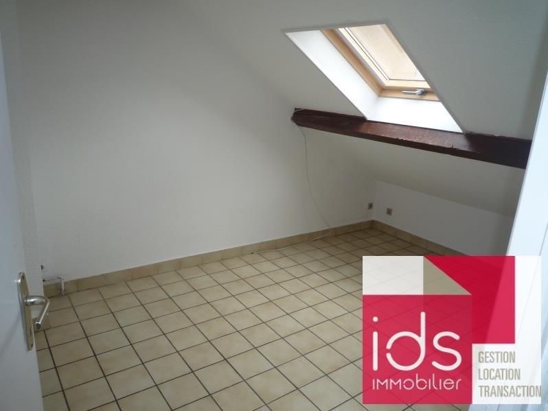 Locação apartamento Allevard 430€ CC - Fotografia 6