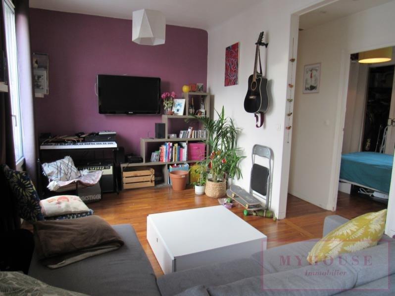 Sale apartment Bagneux 294000€ - Picture 2