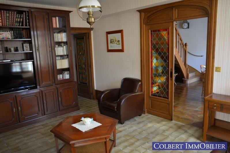 Vente maison / villa Cravant 155500€ - Photo 4