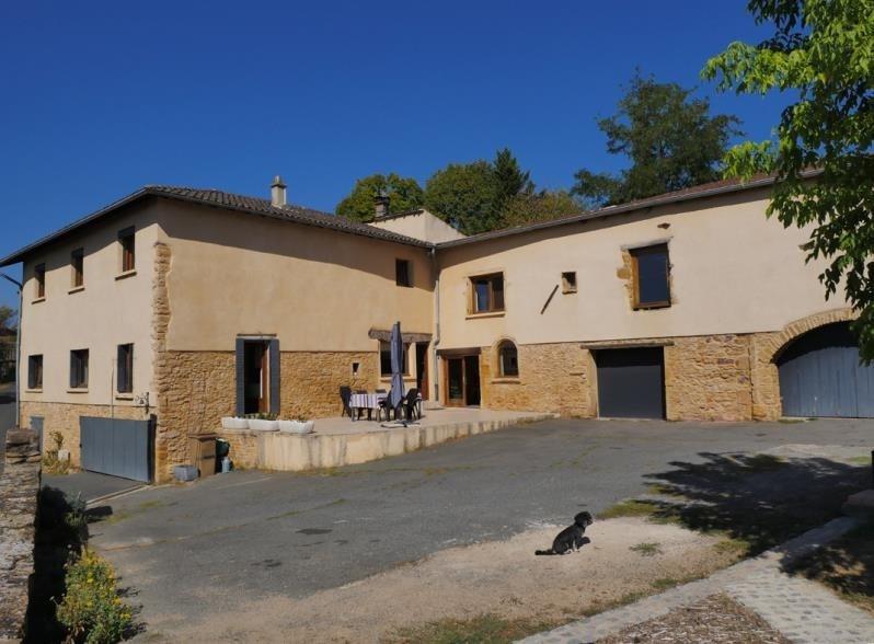 Sale house / villa Villefranche sur saone 549000€ - Picture 13