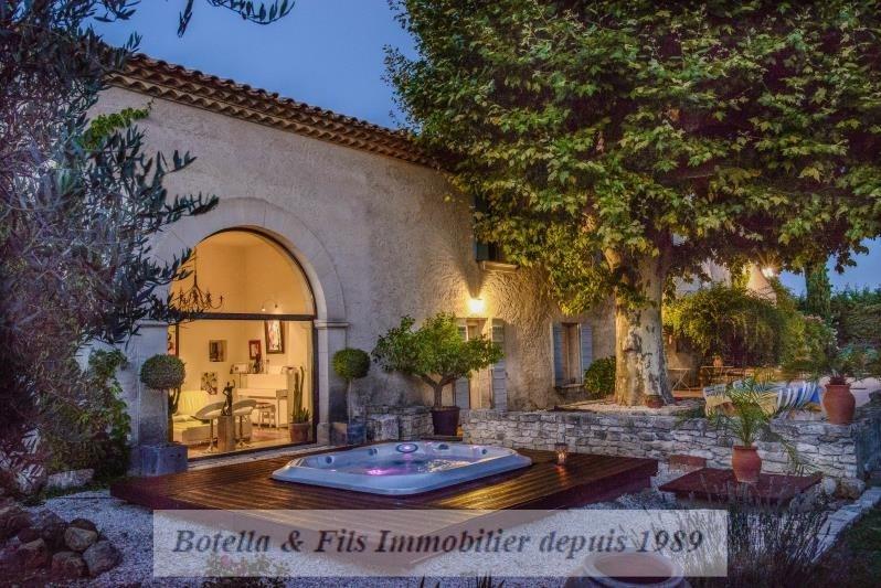 Verkoop van prestige  huis Uzes 997000€ - Foto 18