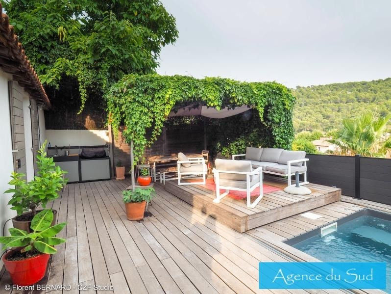 Vente maison / villa Carnoux en provence 416000€ - Photo 1