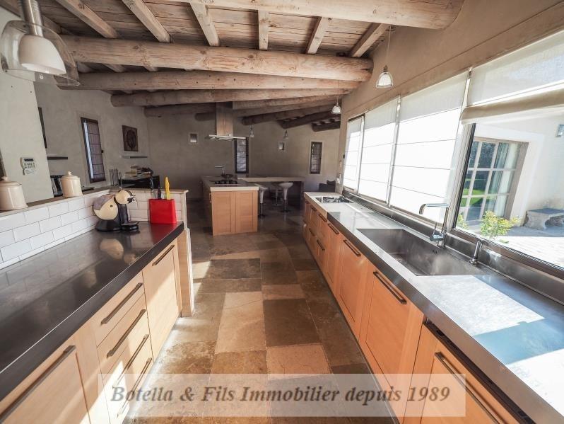 Verkoop van prestige  huis Uzes 729000€ - Foto 4