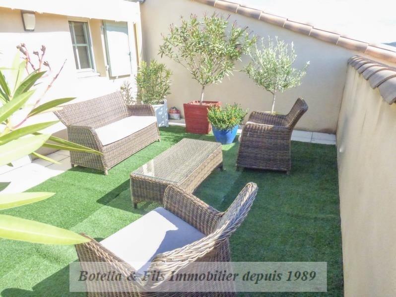 Vendita appartamento Uzes 372000€ - Fotografia 4
