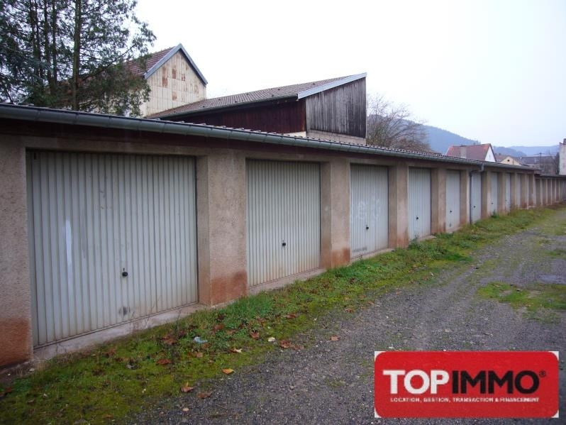 Sale parking spaces St die 45 000€ - Picture 2