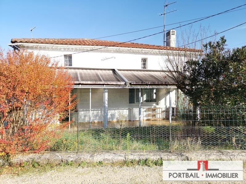 Vente maison / villa Blaye 102600€ - Photo 1