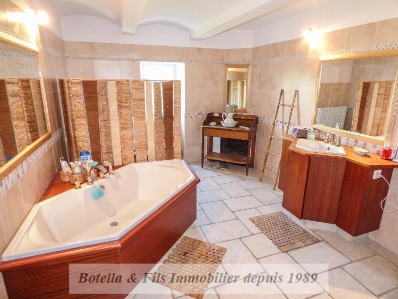 Vente maison / villa Barjac 285000€ - Photo 12