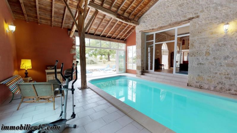 Vente de prestige maison / villa Prayssas 649 000€ - Photo 13
