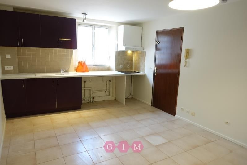 Location appartement Maurecourt 595€ CC - Photo 1
