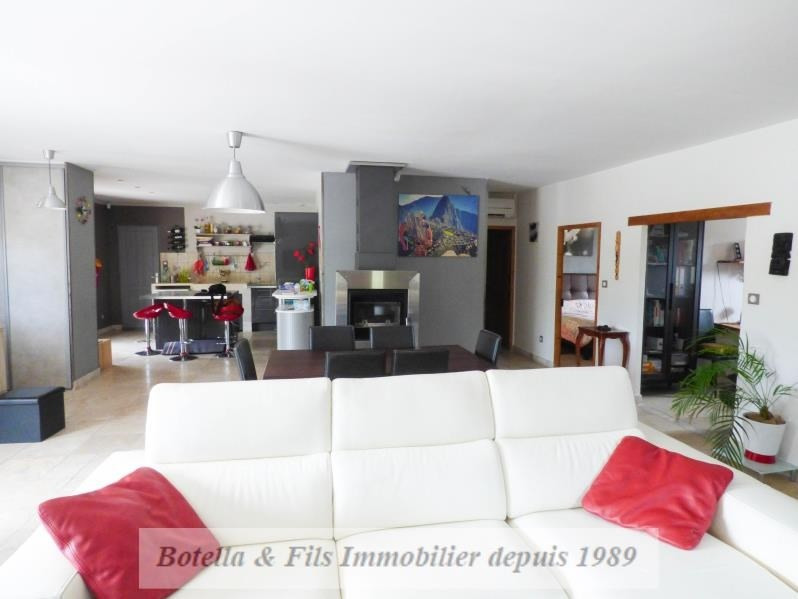 Vente maison / villa St laurent des arbres 359 000€ - Photo 5