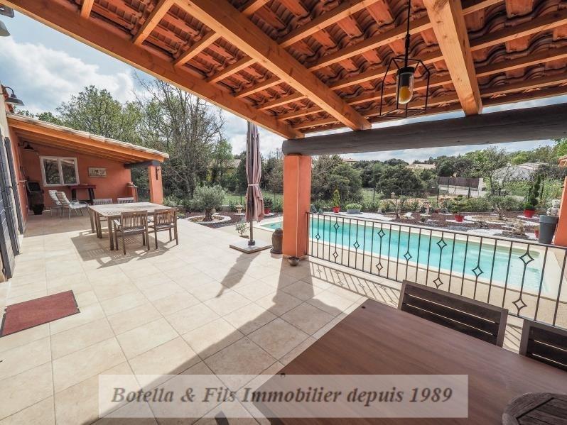 Immobile residenziali di prestigio casa Uzes 525000€ - Fotografia 3