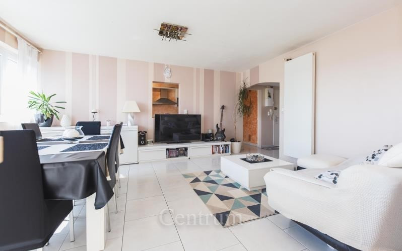 Verkoop  appartement Amneville 105000€ - Foto 2