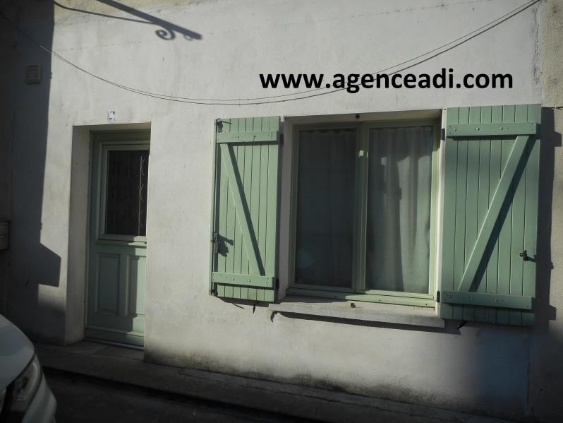 Location maison / villa La mothe st heray 340€ CC - Photo 1