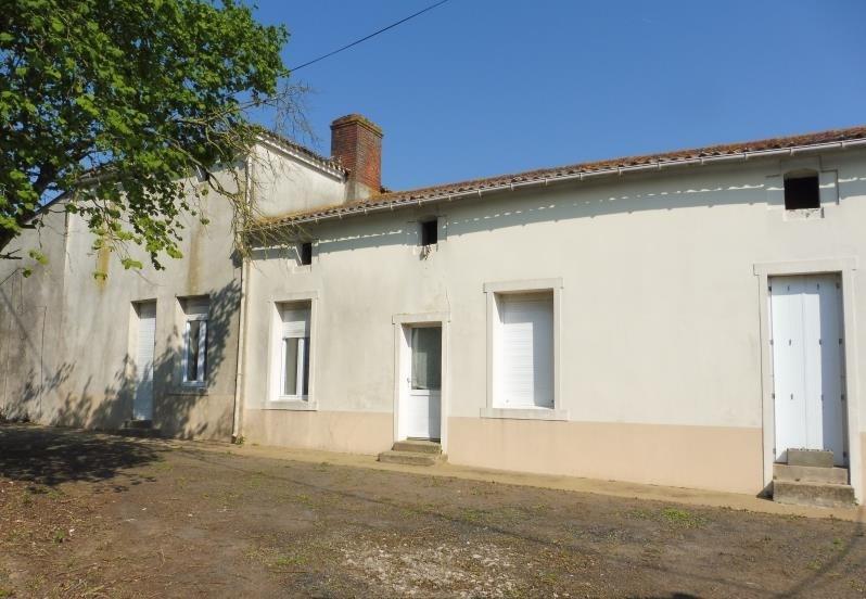 Vente maison / villa Beausse 96500€ - Photo 1