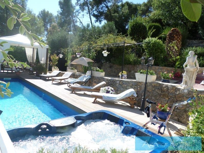 Vente de prestige maison / villa Roquevaire 745000€ - Photo 6