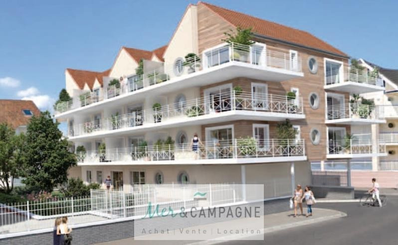 Sale apartment Fort mahon plage 168000€ - Picture 1