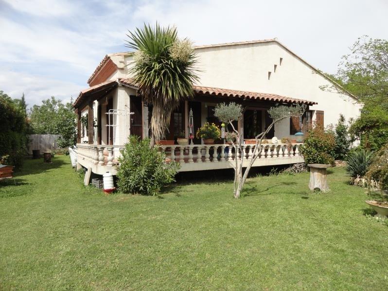 Vente maison / villa Lunel 346500€ - Photo 1