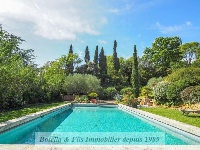 Verkauf von luxusobjekt haus Uzes 1690000€ - Fotografie 3