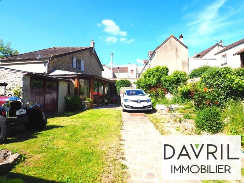 Vente maison / villa Chanteloup les vignes 268 000€ - Photo 10