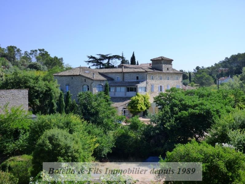 Verkoop van prestige  huis Uzes 2940000€ - Foto 1