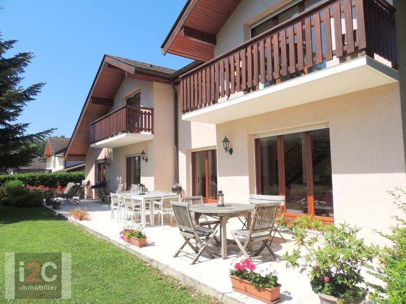 Vente maison / villa Divonne les bains 1090000€ - Photo 9