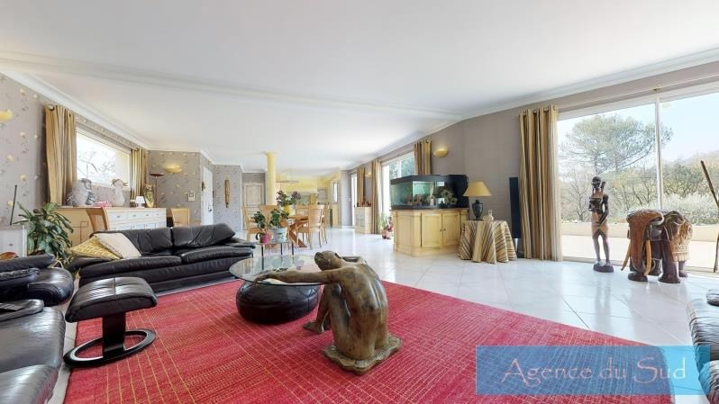 Vente de prestige maison / villa Greasque 880 000€ - Photo 5