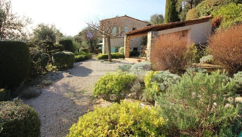 Vente de prestige maison / villa Le tignet 749000€ - Photo 1
