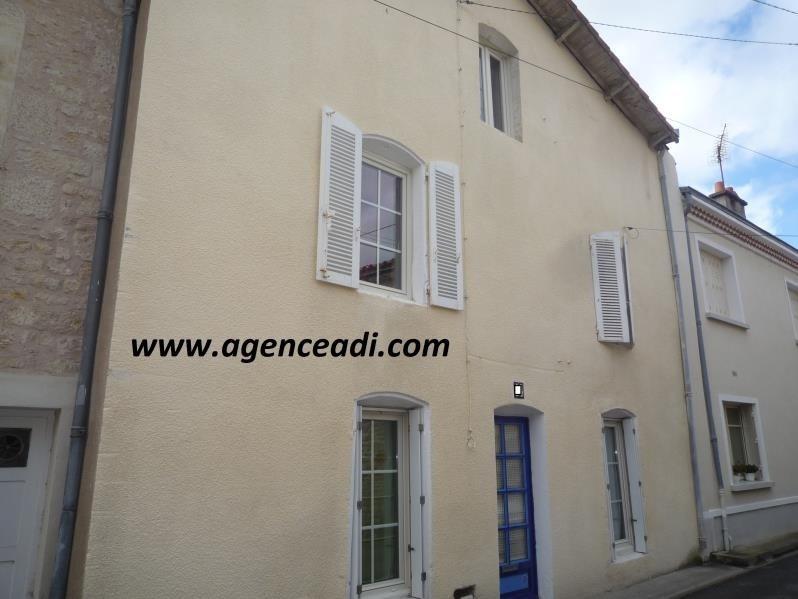 Vente maison / villa St maixent l ecole 64800€ - Photo 1