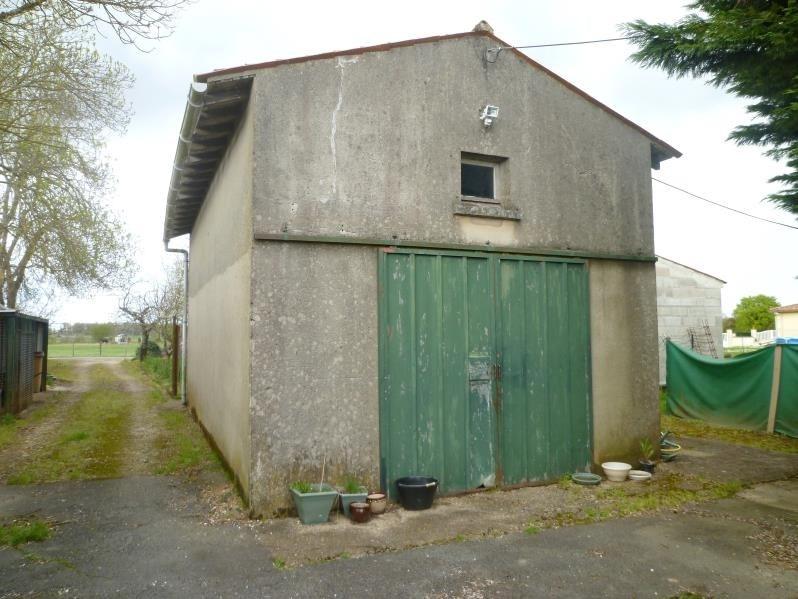 Sale house / villa Gemozac 149000€ - Picture 9