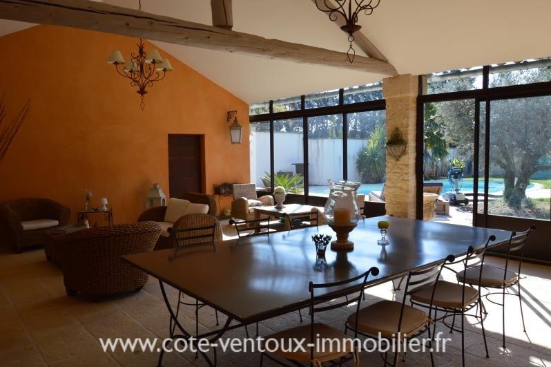 Vente de prestige maison / villa Monteux 945000€ - Photo 14