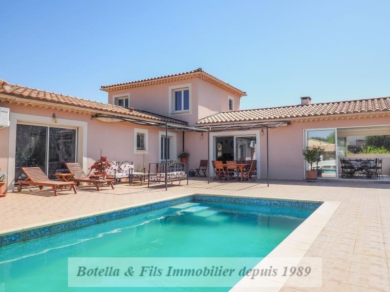 Vente de prestige maison / villa Uzes 420000€ - Photo 2