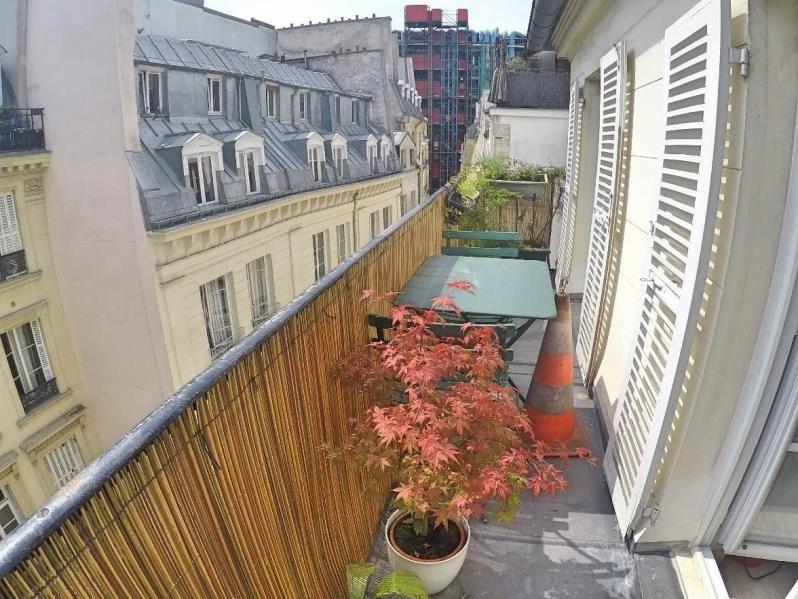 Sale apartment Paris 4ème 620000€ - Picture 1