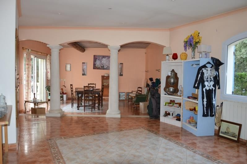 Vente maison / villa Venasque 455 000€ - Photo 2