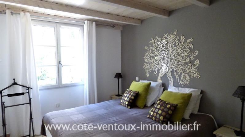 Vente de prestige maison / villa Aubignan 837000€ - Photo 6